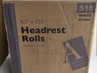 head-roll-paper